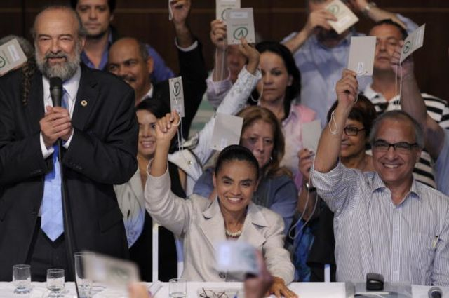 Overnight, a presidential contender in Brazil?