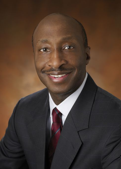 Kenneth C. Frazier Elected Merck & Co. CEO