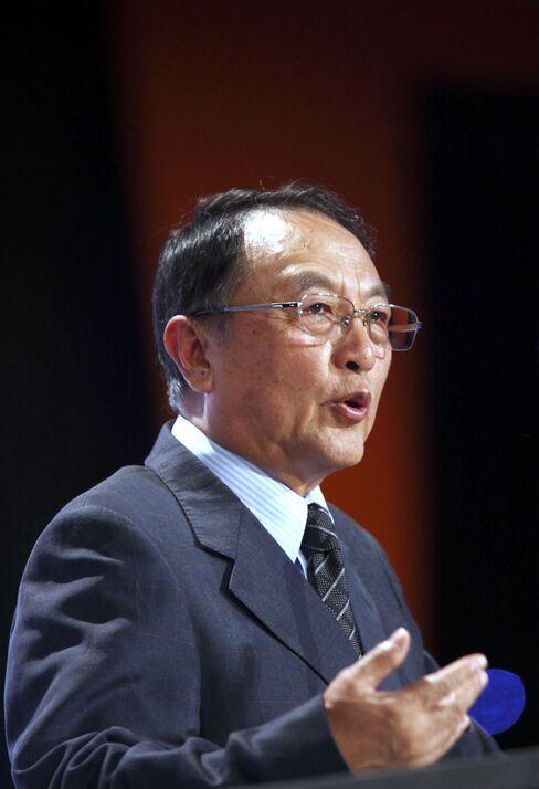 Lenovo Group Ltd. Chairman Liu Chuanzhi
