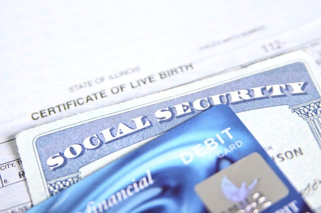 Will Social Security cards continue to look like this? Photographer: Jenny Swanson/E+ via Getty Images