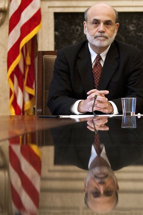 Ben S. Bernanke, chairman of the U.S. Federal Reserve