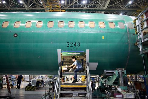 Boeing Prefers New Narrow-Body Jet