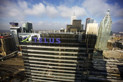 Telus Looks to Shaw-Canwest Review