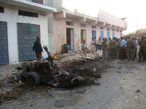 Somalia Says al-Shabaab, al-Qaeda Union Raises Security Risk