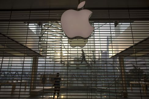 Gamco's Haverty Says Apple Risks Lawsuit Over Cash: