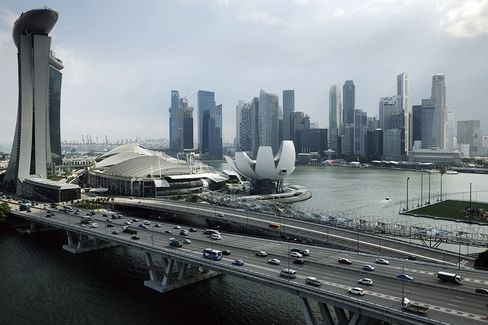 Singapore Inflation Accelerates, Narrowing Scope to Ease Policy