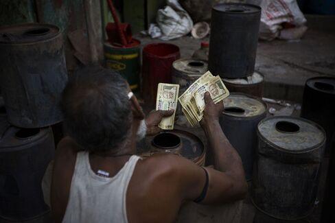 Rupee Options Bullish Even as 2013 Forecasts Cut