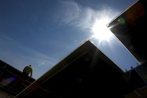 German Solar to Gain From Cyprus Crisis as Investors Seek Safety