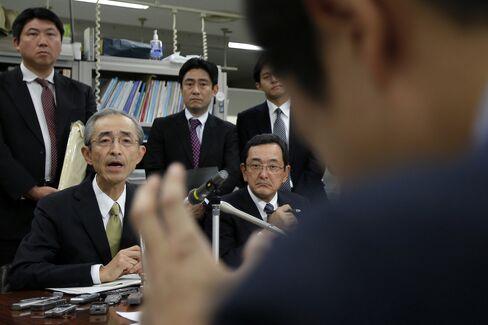 Mitsubishi UFJ President Nobuyuki Hirano