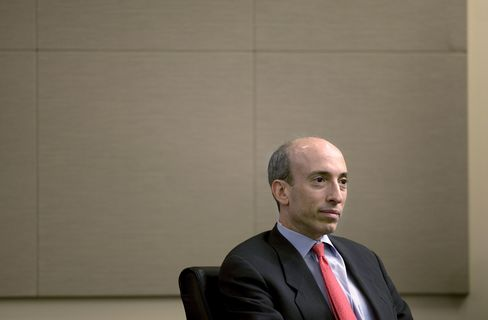 Gary Gensler, chairman of the Commodity Futures Trading Comm