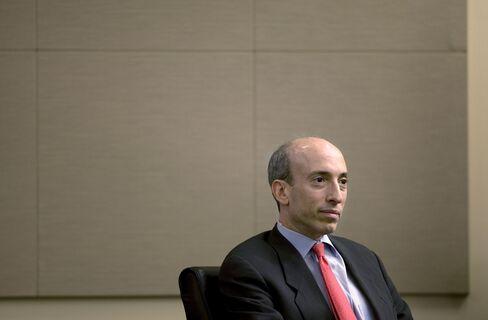 Chairman of the Commodity Futures Trading Commission, Gary Gensler. Photographer: ZUMA Press/Newscom