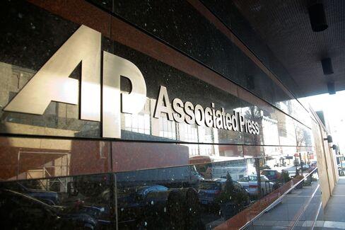 Secret U.S. Trawl of AP Reporter Calls Decried by Press Groups