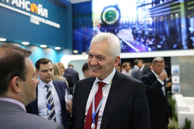 Gennady Timchenko, VladimirPutin's crony? Photographer: Andrey Rudakov/Bloomberg