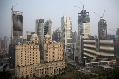 Construction In Guangzhou