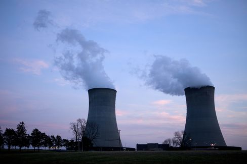 Nuclear Cooling Towers
