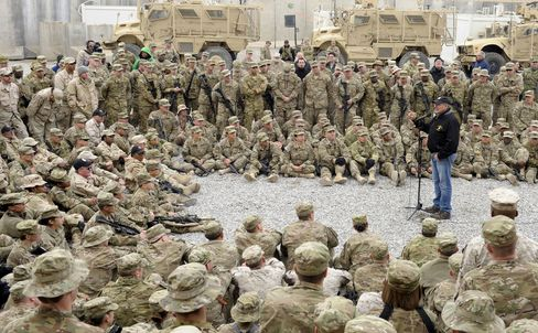 Obama Weighs Leaving No U.S. Troops in Afghanistan After 2014