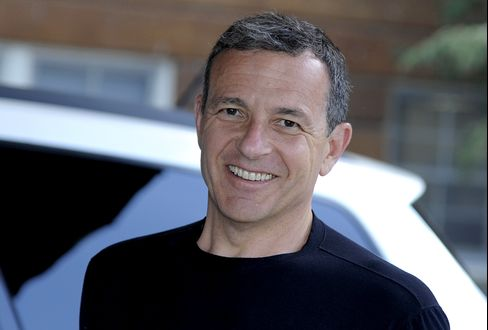 Walt Disney Co. CEO Robert Iger