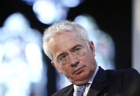 Standard Chartered Chief Executive Officer Peter Sands