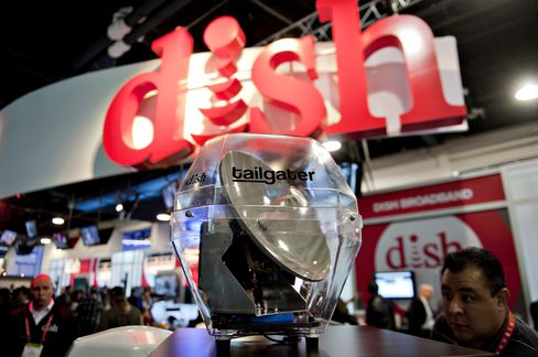AT&Ts Need for Spectrum Signals 77% Premium for Dish