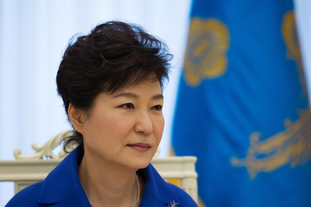 There's hope Park Geun Hye's 474 vision could work in South Korea. Photographer: SeongJoon Cho/Bloomberg
