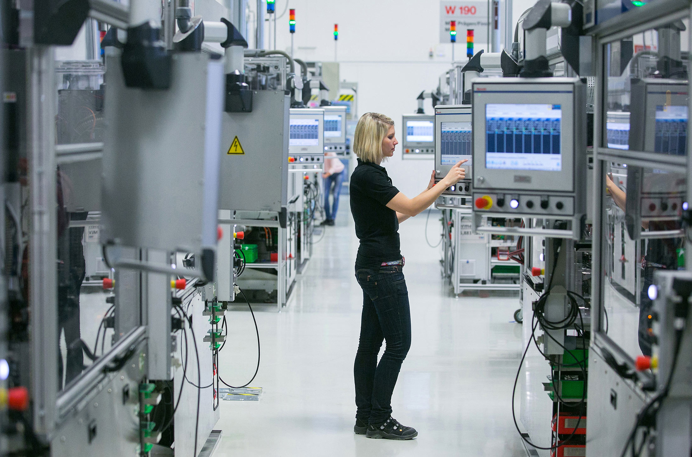Can Germany Beat the U.S. to the Industrial Internet?