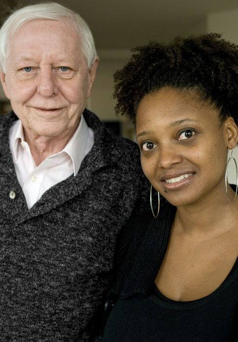Hans Magnus Enzensberger and Tracy K. Smith