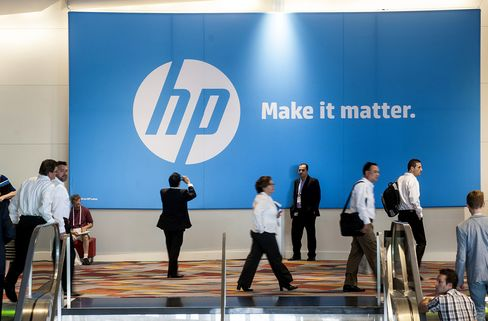 Hewlett-Packard Discover Conference