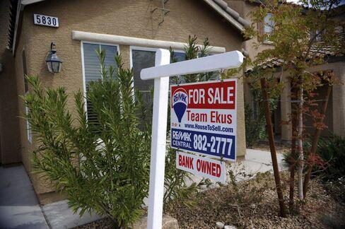 Fewer Homes 'Underwater' in Third Quarter, Foreclosures Rose