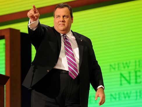 New Jersey to Order Spending Cuts in Newark, Christie Says