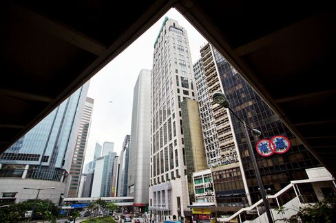 Banks Buying Hong Kong Towers as Rents Fail to Ease