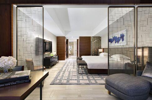 Guest Room at Park Hyatt New York