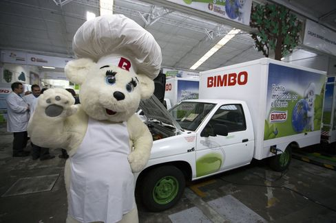 Grupo Bimbo Sales Center