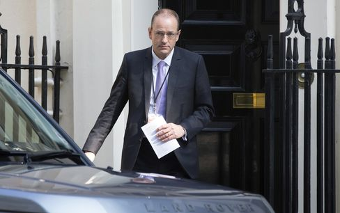 Glaxo Chief Executive Officer Andrew Witty