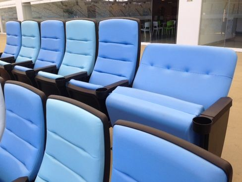 World Cup Seat for Obese at Maracana Stadium in Rio de Janeiro