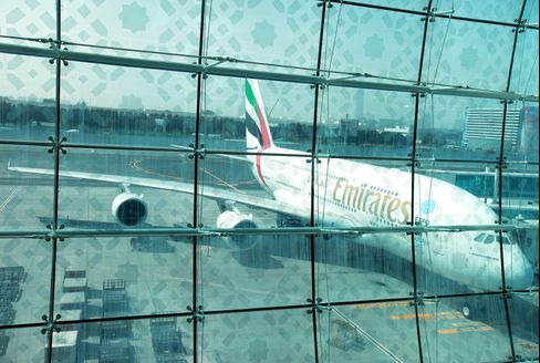 Emirates Airline Airbus A380