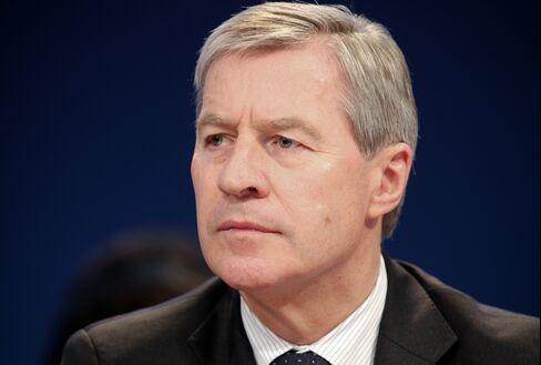 Deutsche Bank AG incoming Co-CEO Juergen Fitschen