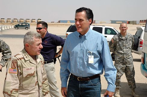 Brzezinski Assails Romney for Lacking 'Grasp' of Foreign Policy