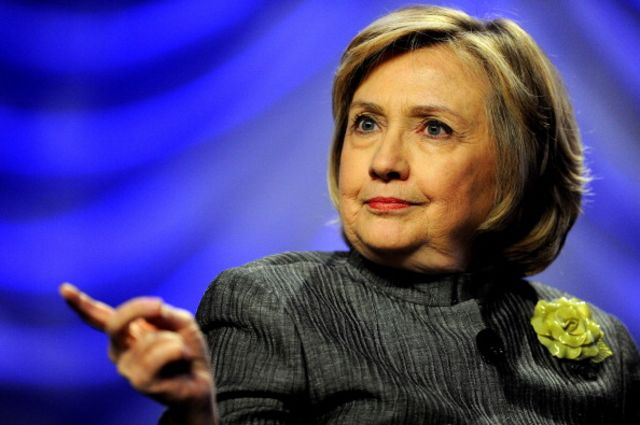 Ready for some Benghazi questions?Photographer: Patrick Smith/Getty Images