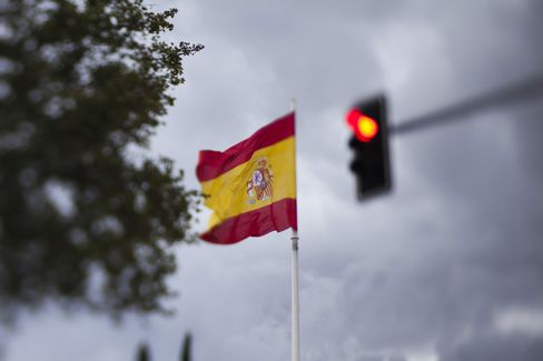 Spanish Bonds Drop on Cyprus Deal Concern as German Bunds Rise