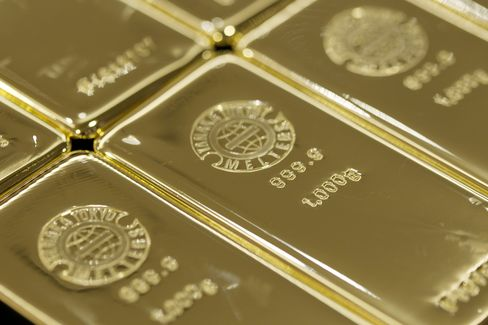 Hedge Funds Bought Gold in Biggest Rally Since 2011