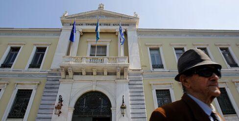 Greek Foreign-Bond Restructuring Rejected in Talks Last Week