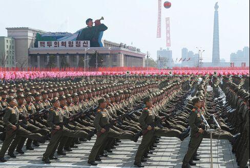 North Korea Seen Preparing Rocket Launch as Soon as Next Week
