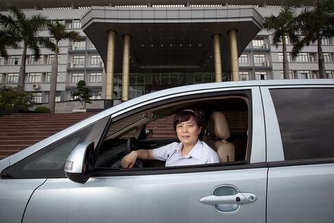 BYD Senior VP Stella Li