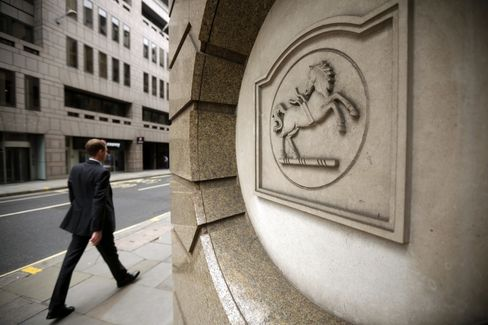 Lloyds Stake Said to Attract Interest From Davies-Led Group