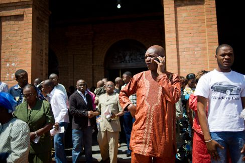 African Catholics Look to First Black Pope to Protect Tradition