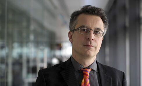 Standard & Poor's Head of Sovereign Ratings Moritz Kraemer