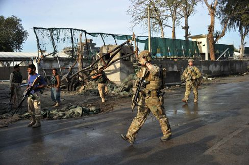 Taliban Attack Wounds 60 People