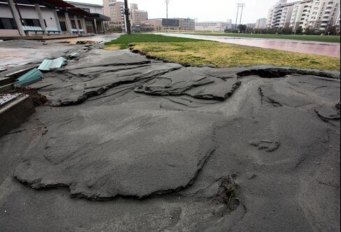 Tokyo Bay Home Demand to Sag After Earthquake