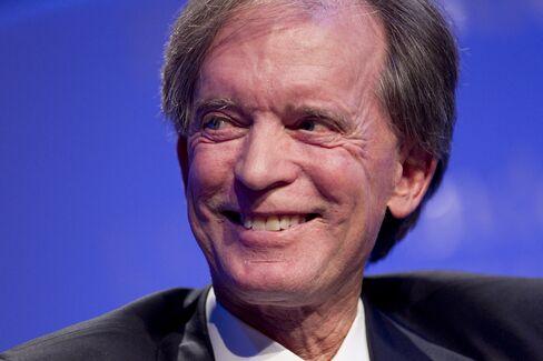 PIMCO's co-CIO Bill Gross