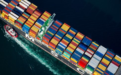Trade Deficit in U.S. Widened in April From Three-Year Low